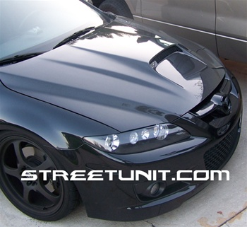 Mazdaspeed6 For Sale >> First CF Vented Hood for the MS6 - Mazda 6 Forums : Mazda ...
