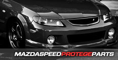 Mazdaspeed Protege Parts